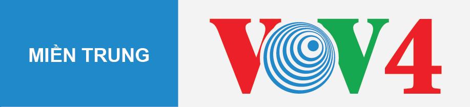 Logo VOV4 khu vuc mien trung