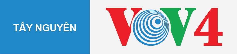 Logo VOV4 khu vuc tay nguyen