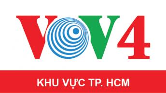 Logo VOV4 khu vực TP.HCM