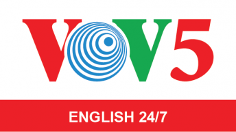 Logo VOV5 24/7