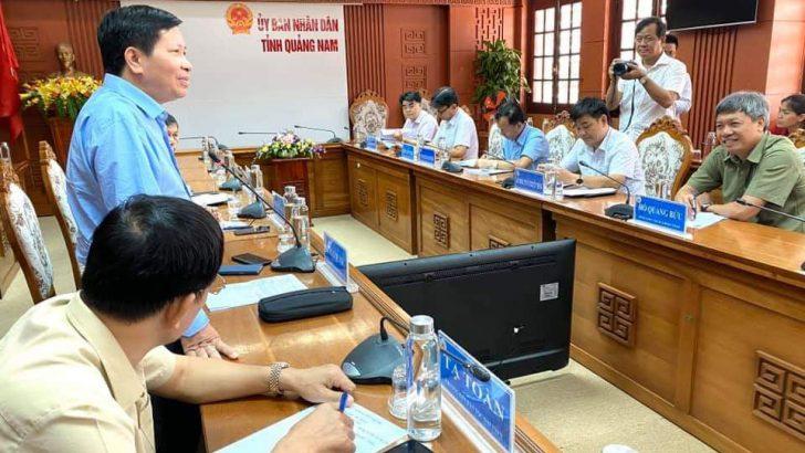 Đài TNVN dự kiến xây dựng trạm phát sóng FM tự động tại Quảng Nam