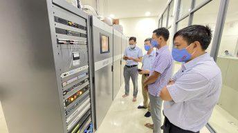 Đài phát sóng Nam Trung Bộ chính thức hoạt động, mở rộng phủ sóng Biển Đông